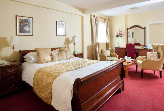 Bray, Ireland: Executive Room