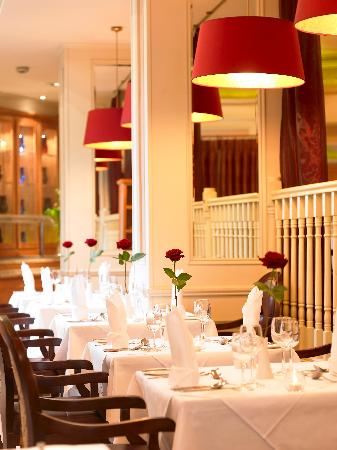 The Castlecourt Hotel : Orchard Restaurant 