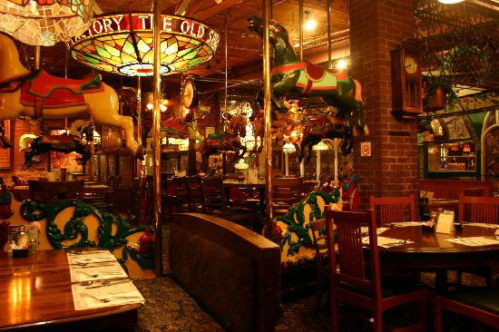 Carousel Picture Of Old Spaghetti Factory Toronto