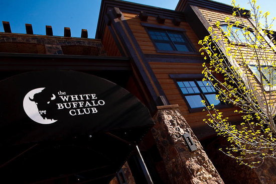 ‪The White Buffalo Club‬