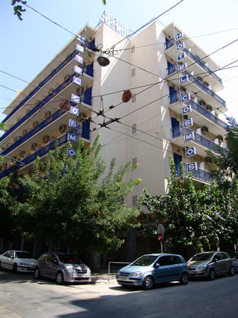 Photo of Hotel Cosmos Athens