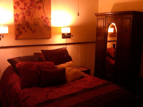 Madison Street Inn: comfortable room