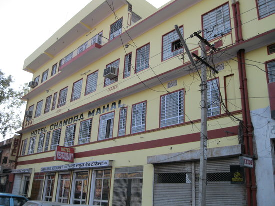 Chandra Mahal Hotel