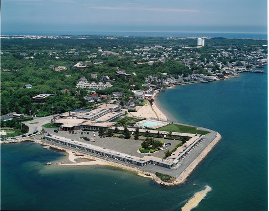 Provincetown Inn Resort &amp; Conference Center: Provincetown Inn Aerial View