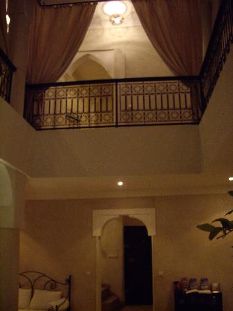 Riad Al Badia: Patio