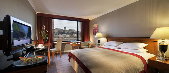 InterContinental Budapest: Superior Room with river view