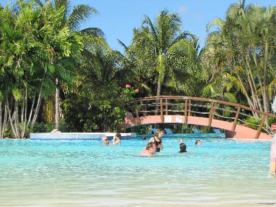 Sainte-Anne, Guadeloupe: La piscine top !