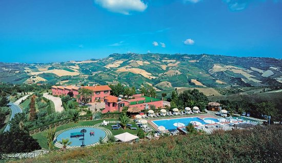 Photo of I Calanchi Country Hotel & Restaurant Ripatransone