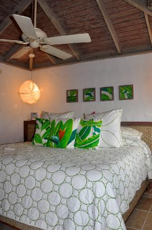 West End, Tortola: Bedroom
