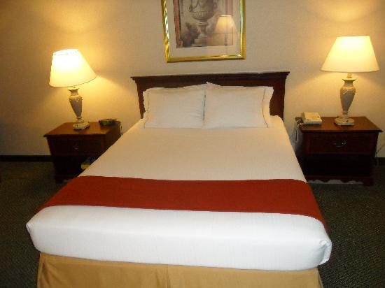 Holiday Inn Express Hotel & Suites North Seattle - Shoreline: Bed
