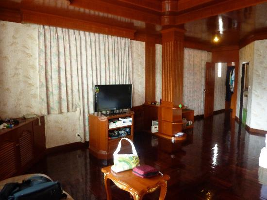 KN Guest House: panoramica camera