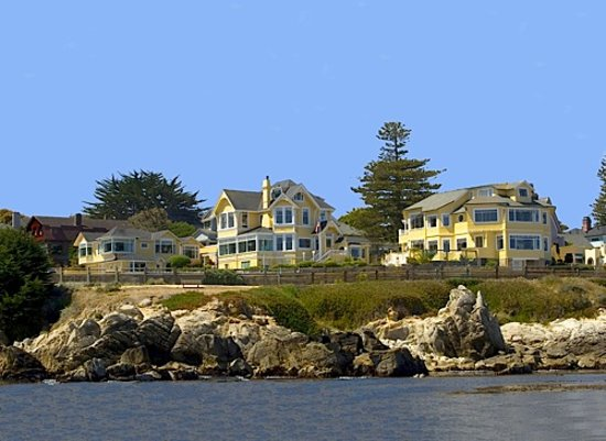 Seven Gables Inn: A Romantic Inn on Monterey Bay, California