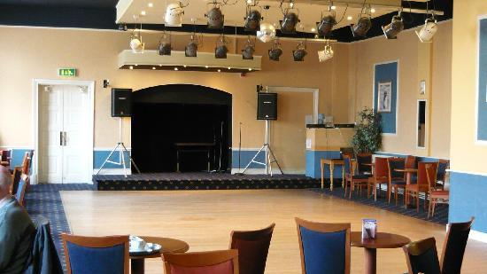 Bay Royal Weymouth Hotel: basement ballroom