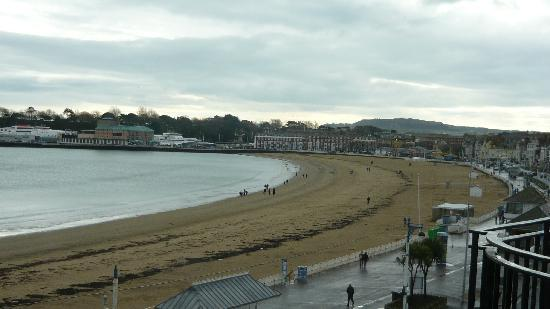 Bay Royal Weymouth Hotel: view out   1.