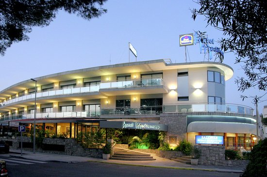 BEST WESTERN Mediterraneo