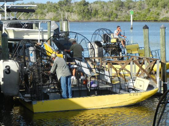 any other airboat rides, 2011
