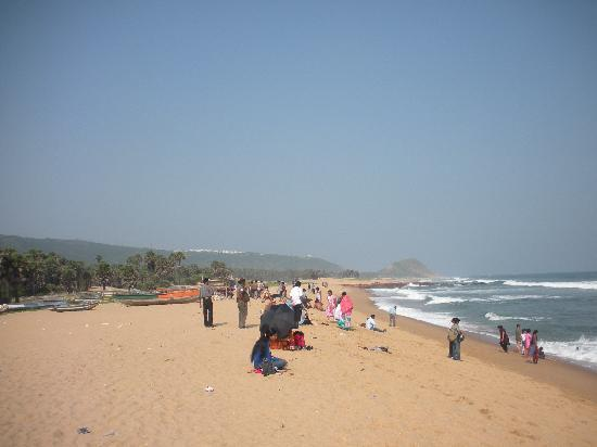 Yarada Beach Visakhapatnam Vizag India Address
