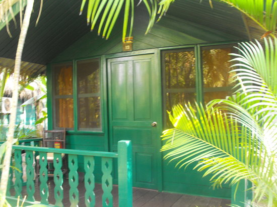 L&#39;Imprevu Resort: bungalow