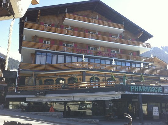 Photo of Hotel Garnier Bristol Verbier