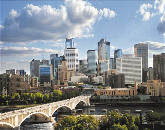 Minneapolis attractions