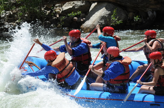 KODI Rafting in Colorado