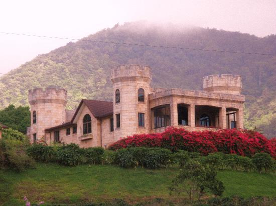 Boquete, Panama : A man&#39;s home is his castle 
