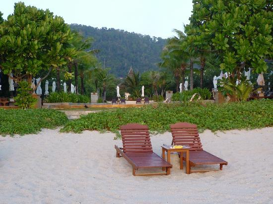 Layana Resort and Spa: plage déserte