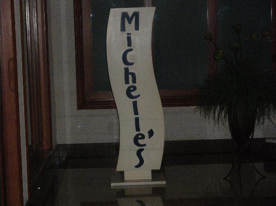 Tuguegarao City, Filipinas: Michelle's - The Hotel Restaurant