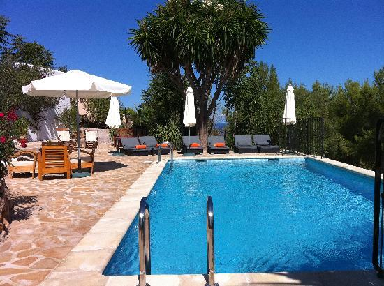 Piscina Picture Of Boutique Hotel Can Pardal Sant
