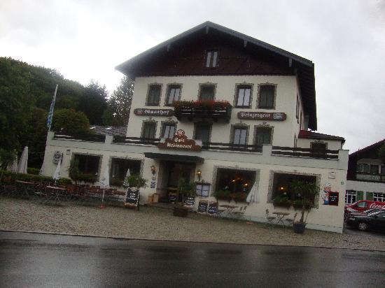 Marquartstein, Germania: The hotel