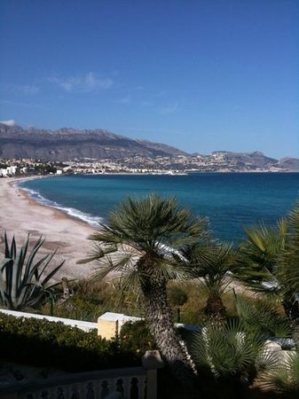 El Albir, Spanyol: The view!