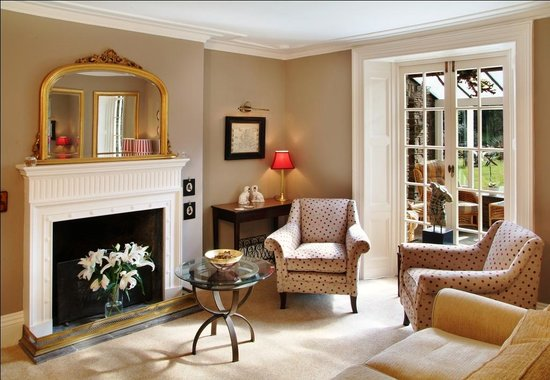 The Old Rectory Hotel : One of our sitting rooms