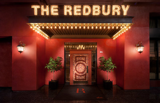 The Redbury