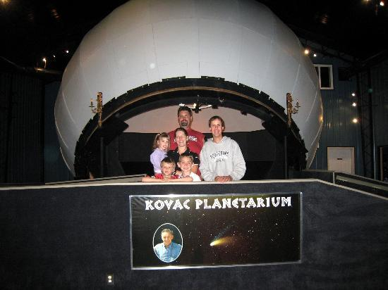 Photos of Kovac Planetarium, Rhinelander