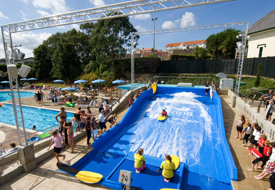 Merton Hotel : The Flowrider