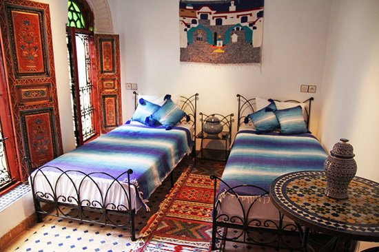 Dar Hafsa: bedroom
