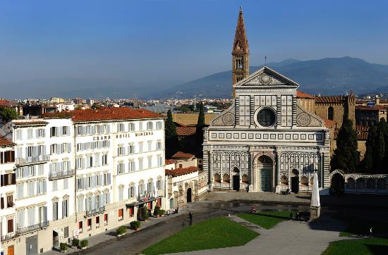 Photo of Grand Hotel Minerva Florence