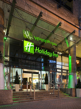 Holiday Inn Belfast: Hotel Entrance