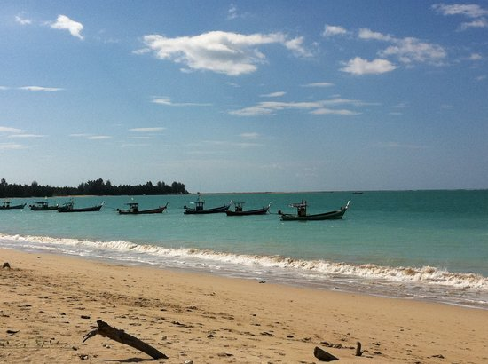 Khao Lak, Thailand: The Beach