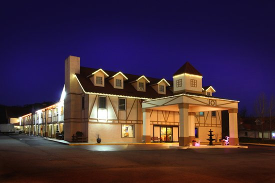 BEST WESTERN PLUS Riverpark Inn & Conference Center Alpine Helen: Best Western Riverpark Inn