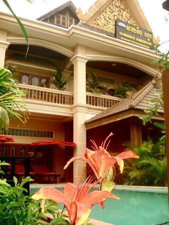 hotel in shining. Shining Angkor Boutique Hotel