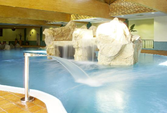 Bad Kissingen, Germany: Oberer Innenpool / upper indoor pool