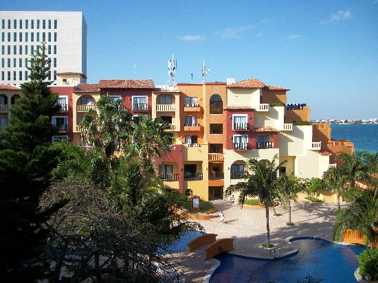 hotel fiesta americana vacation club cancun: