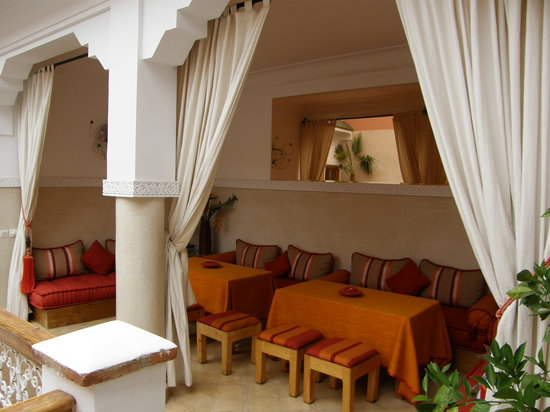 Le Riad Chalymar