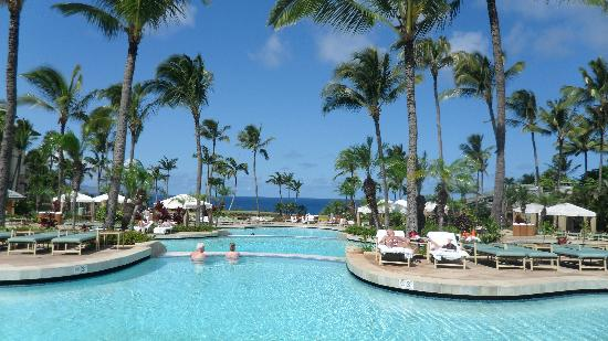 The Ritz-Carlton, Kapalua: RC Kapalua pool