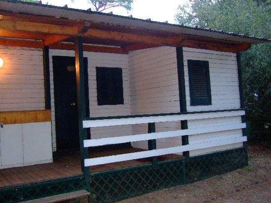 Lido di Ostia, Italia: One of the cabins
