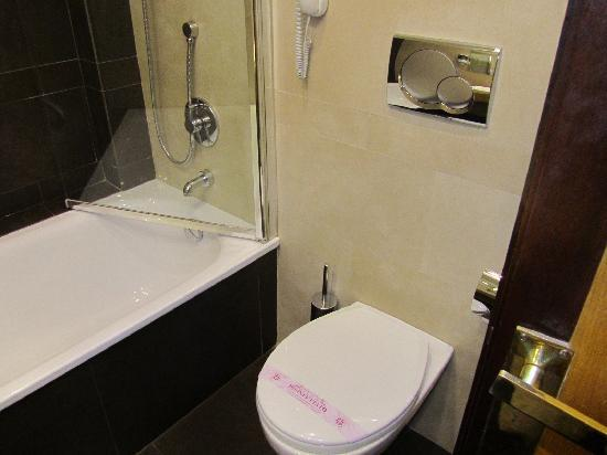 BEST WESTERN Hotel President : Bath room