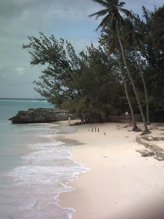 Christ Church, Barbados: The quiet beach