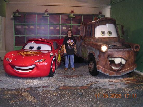 Pose With Many Pixar Characters Picture Of Disney S