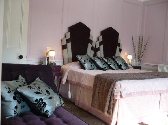Penarwyn House: DeCressy bedroom can be twin